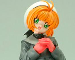 FG1077 1/6 Sakura Kinomoto Winter Coat