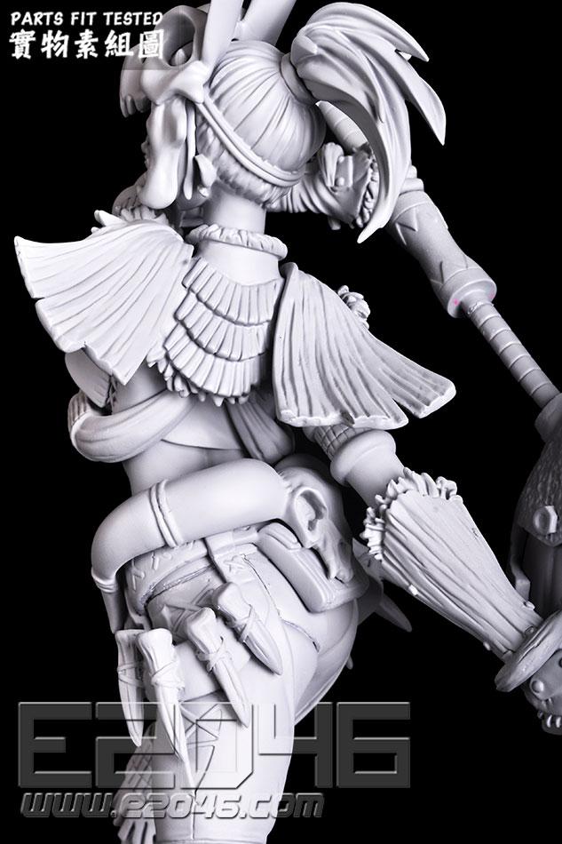 骨装备猎人