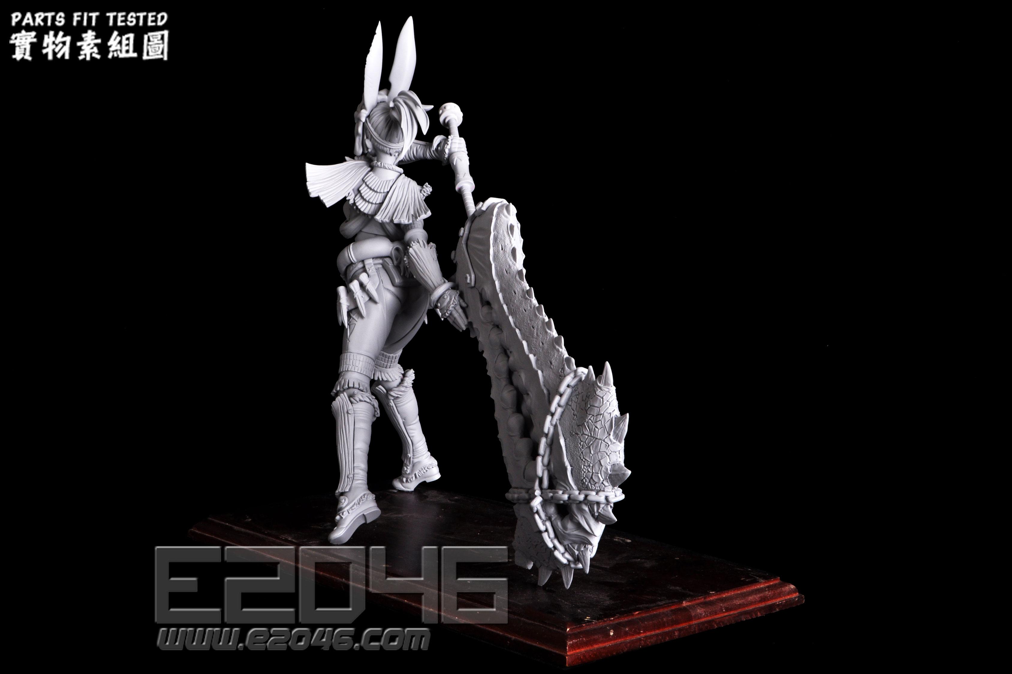 Bon Armor Hunter
