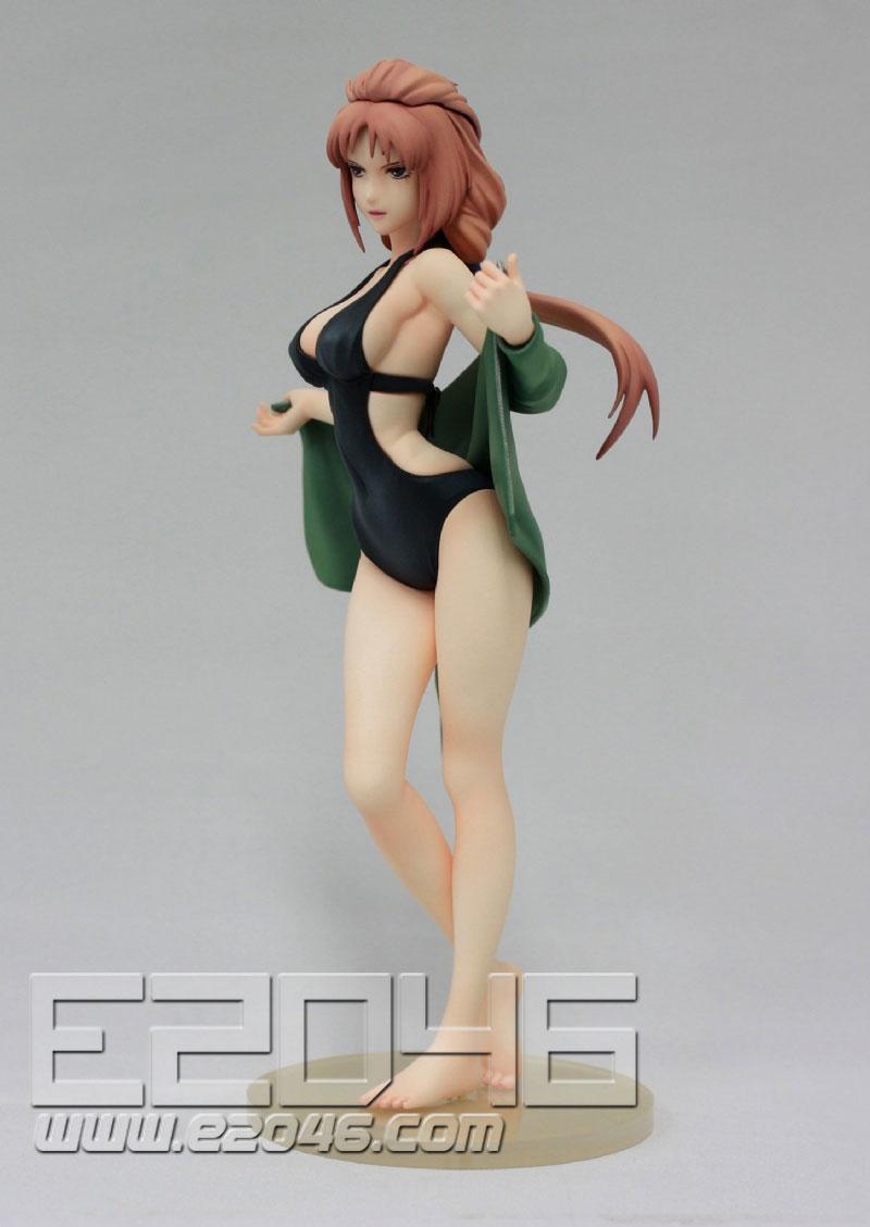 Marida Cruz Swimsuit Version