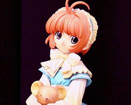 FG2453 1/6 Sakura Hug the Teddy Bear