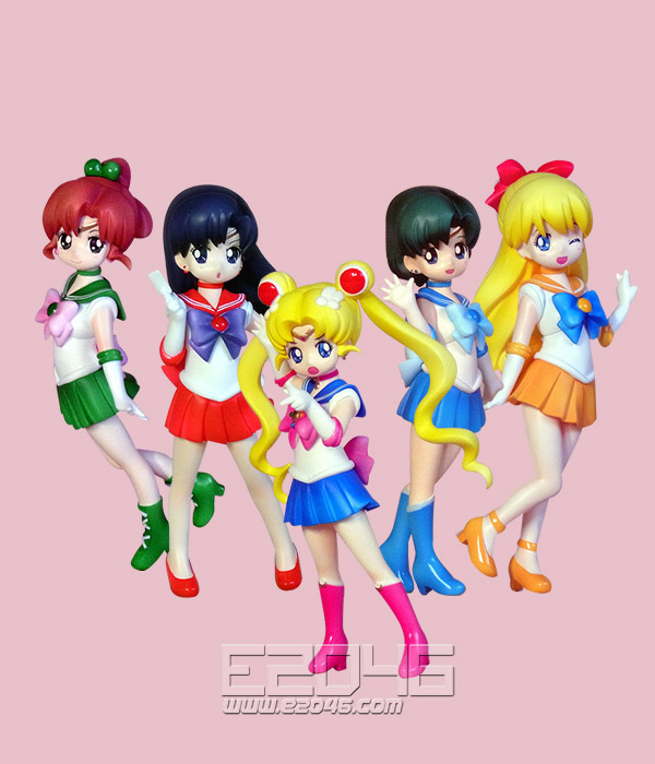 Sailor Moon Set