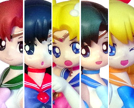 FG9673 SD Sailor Moon Set