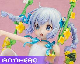 FG11276 1/7 Kafuu Chino & Flower Swing