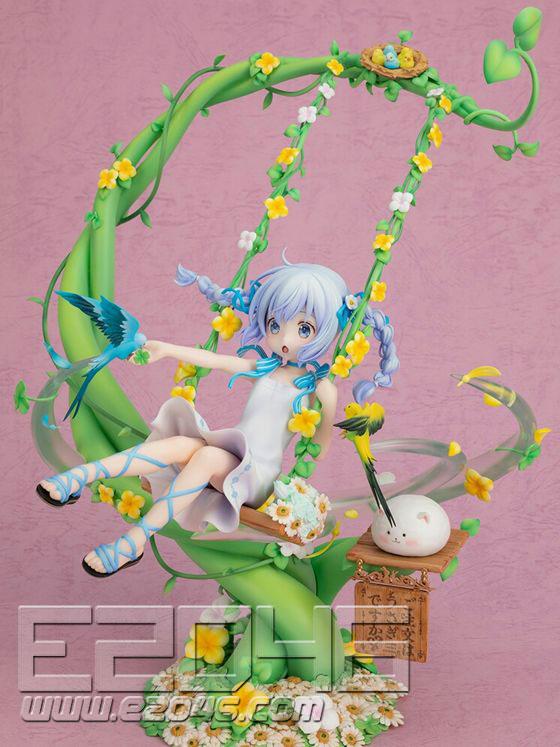 Kafuu Chino & Flower Swing