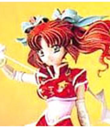 Kirana Girl with Bow