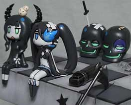 FG6595  SD Black Rock Shooter Break