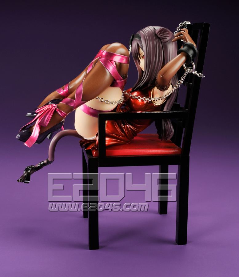 Chu-kana Cat & Chair