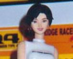FG0884 1/6 Ridge Racer 4 Girl