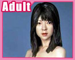 FG1064 1/4 Nude Girl Kneeling