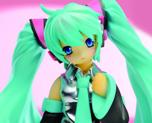 FG6826  Hatsune Miku Lolita Version