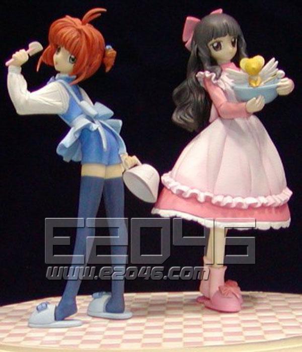 Sakura & Tomoyo Caking Set