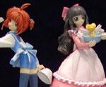 FG6470 1/10 Sakura & Tomoyo Caking Set
