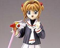 FG1089 1/5 Sakura Kinomoto School Uniform