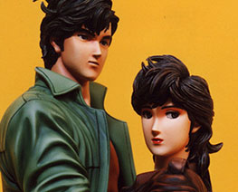 FG0022 1/6 City Hunter Pair Set
