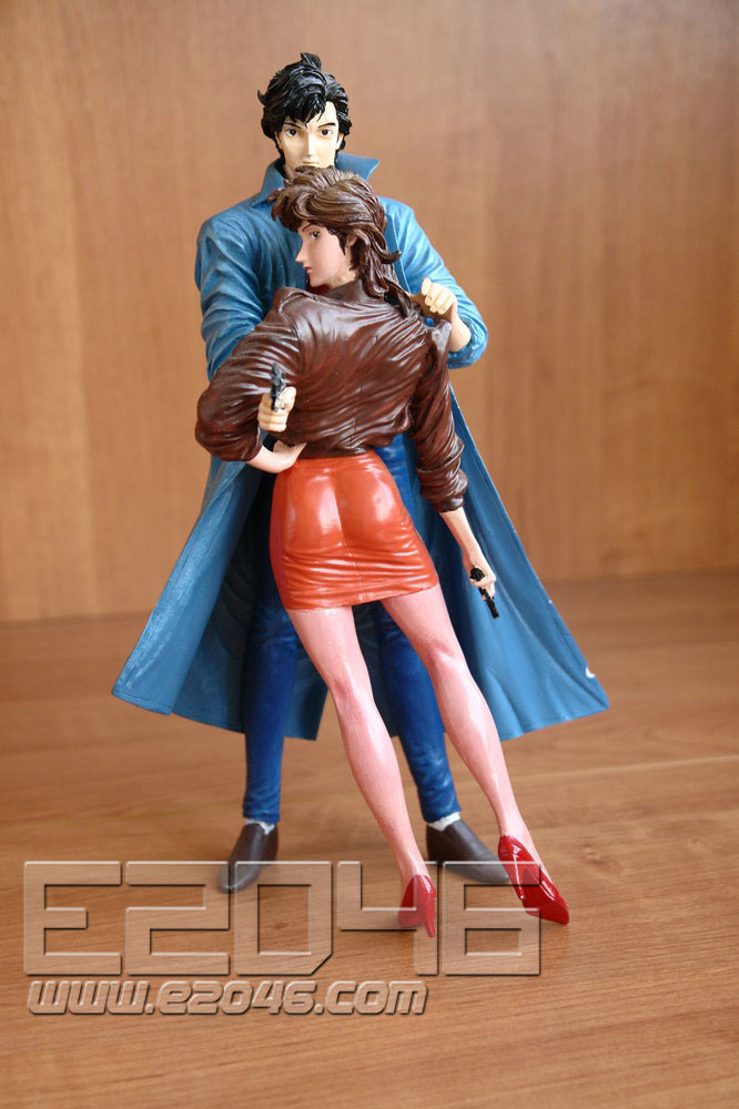 City Hunter Pair Set