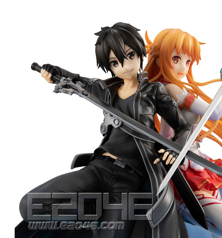 Kirito & Asuna 10th Anniversary Version