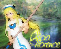FG3555 1/6 Alicia Florence