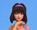 FG5456 1/8 1/8 Sumire Kanzaki Swimsuit