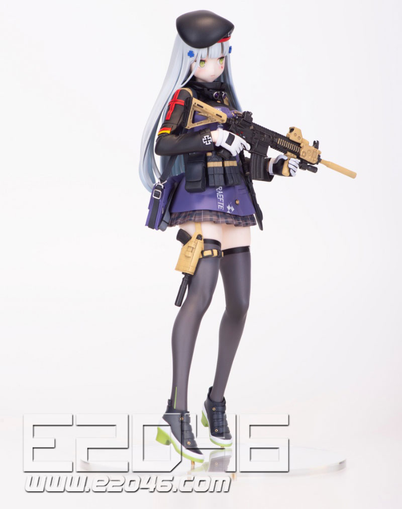 HK416 Assault Rifles