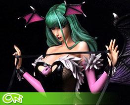 FG7157 1/4 Vampire Morrigan