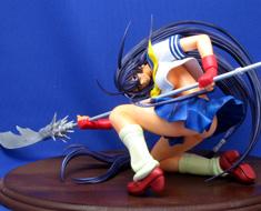 FG4651 1/6 Kanu Unchou Attack Pose