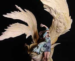 FG5205 1/12 Rinoa Siren