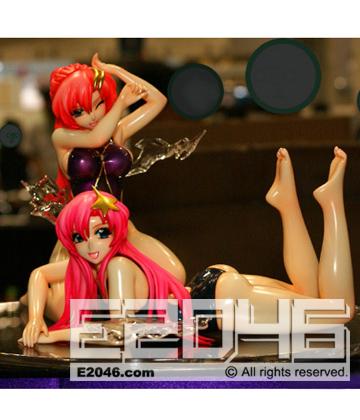 Lacus and Meer Bikini