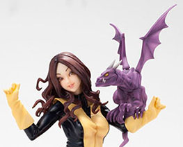 FG7531  Kitty Pryde