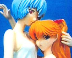 FG1842 1/8 Rei and Asuka Swimsuit Pair Set