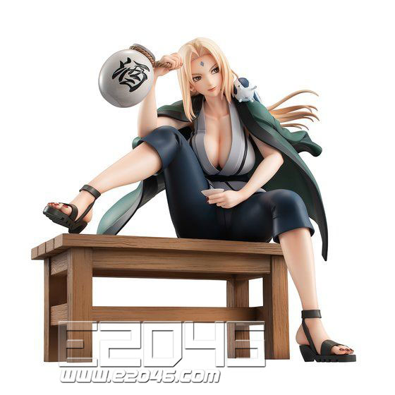 Tsunade Second Version
