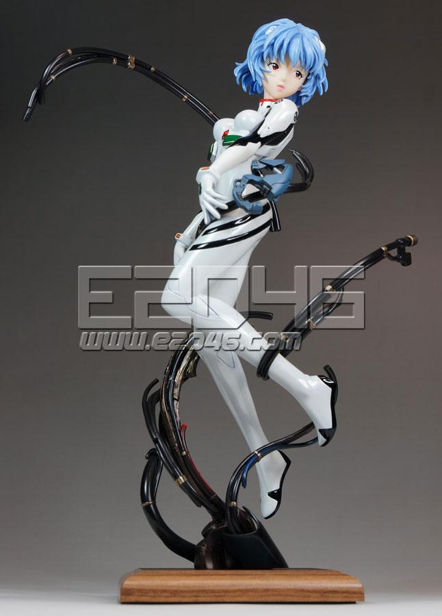 Rei Ayanami Plug Suit
