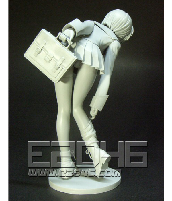 Ayanami Rei School Uniform