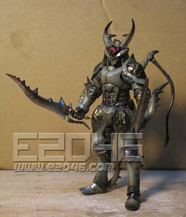 Rowaga Armor Hunter