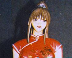 FG2122 1/6 Yuki Shihoudou Sexy Chinese Dress