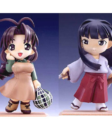 SD Love Hina Set in 2 ( III )