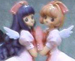 FG5589  Sakura and Tomoyo nurse dress