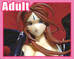 FG2438 1/5 Evil Belldandy Nude Version