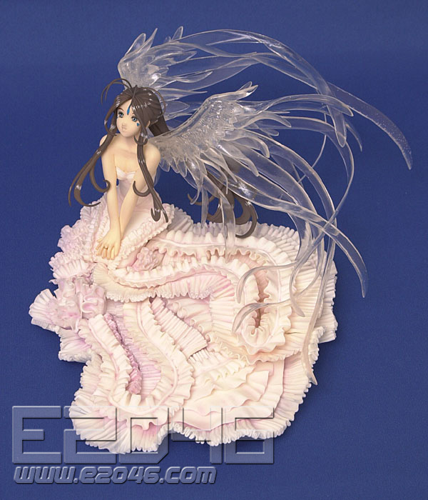 Belldandy with Clear Wings