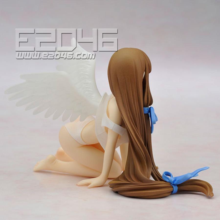 Angel on Knee