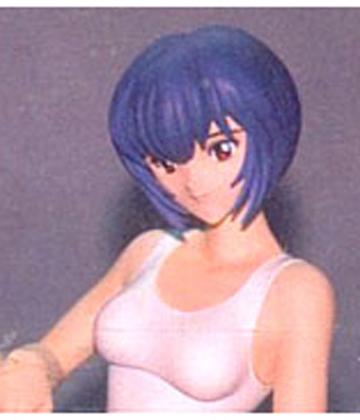 泳装绫波丽(坐) 2001
