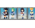 FG5153  SD Sailor Neptun, Pluto, Saturn, Uranus