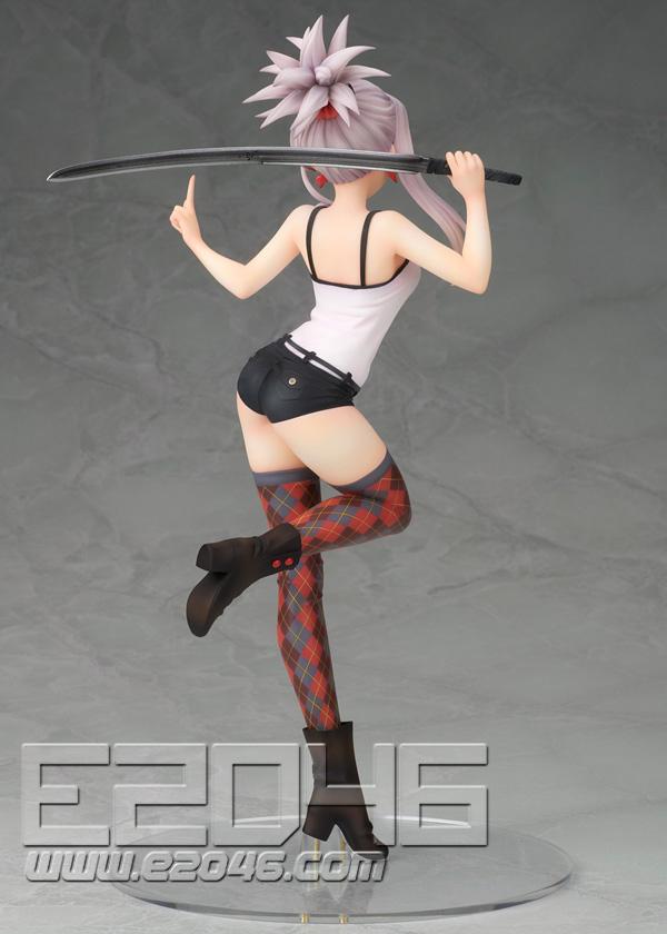 Miyamoto Musashi Casual Outfit Version