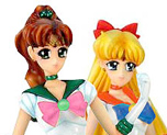 FG5441 1/8 Sailor Jupiter and Sailor Venus