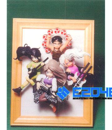 Goddess's Party Frame Art