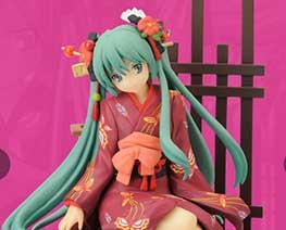FG6998 1/7 Hatsune Miku Kimono Version
