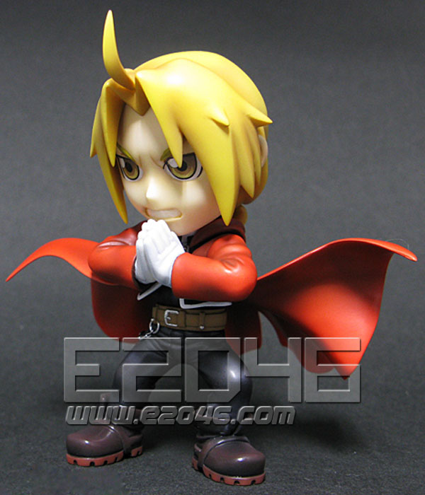 SD Edward Elric and Alphonse Elric