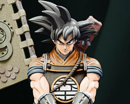 FG12126  Son Goku Samurai Version