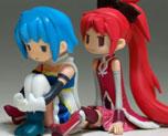 FG6514  Miki Sayaka  & Sakura Kyoko