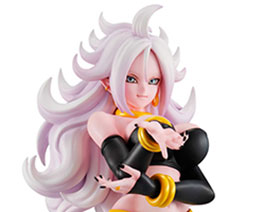 FG11493  Android 21 Henshin Version